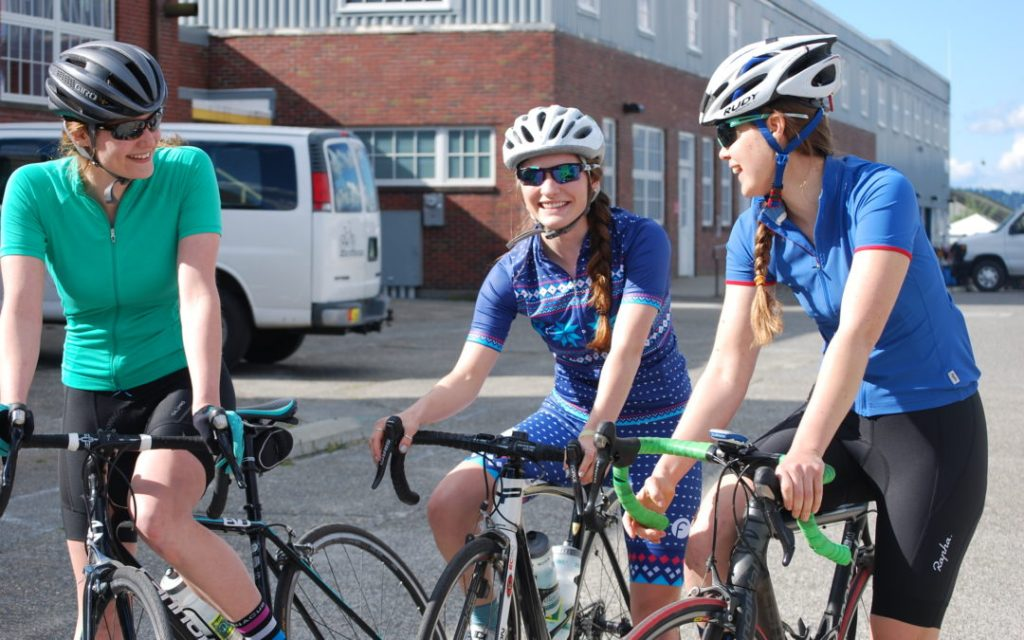 Women's Group RIde