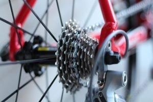 rear bicycle gears
