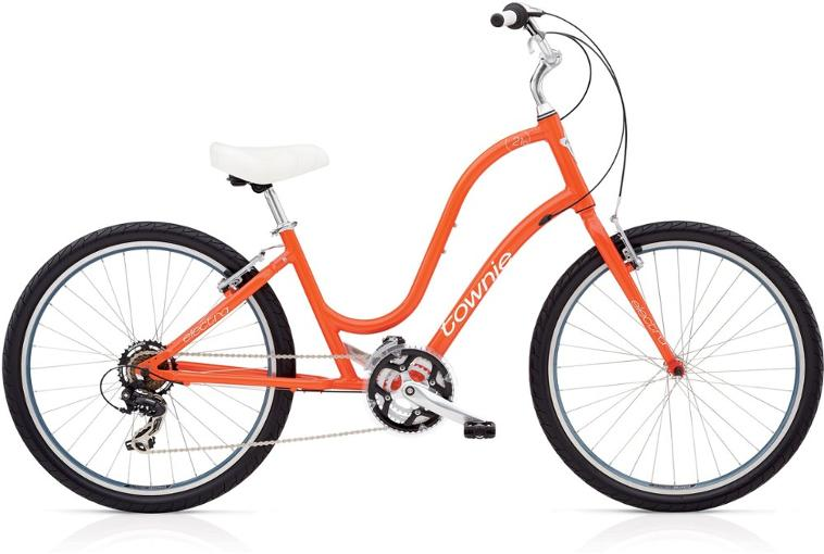 electa townie cruiser bike