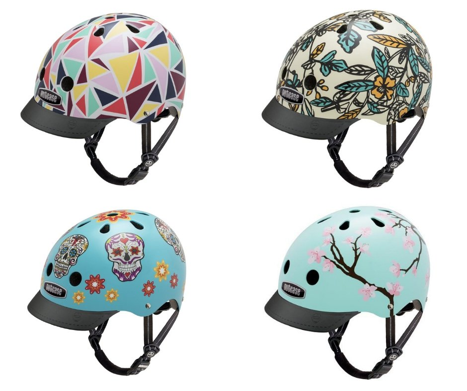Nutcase Helmets Designs