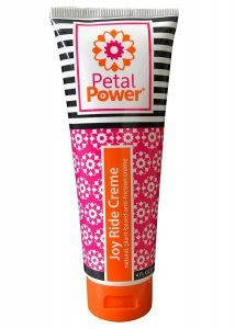 petal power joy ride women's chamois cream
