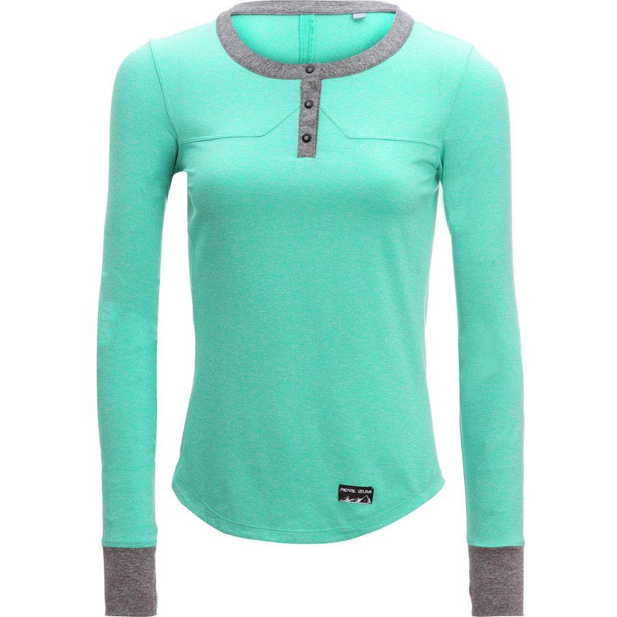 pearl izumi long sleeve mountain bike jersey
