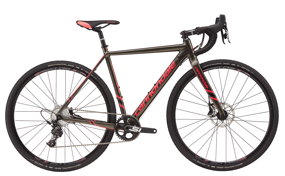 Cannondale CAADX Women's Apex 1 Cyclocross Bike