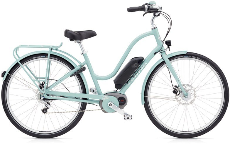 Electra Townie Commute Go women's ebike