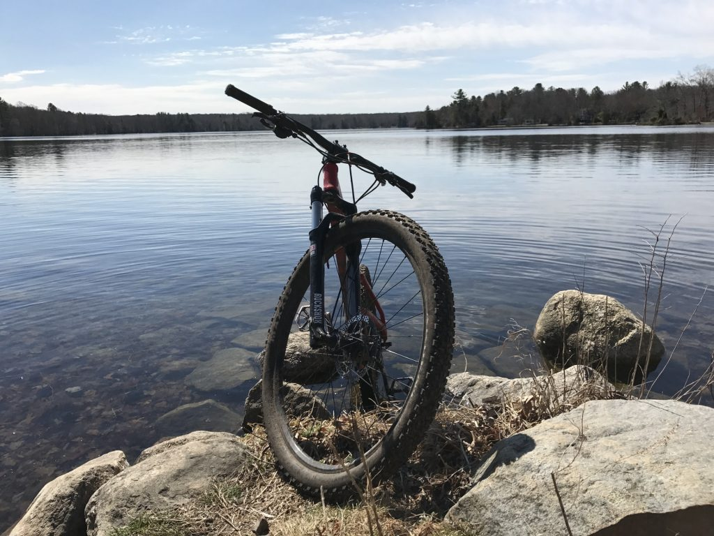 ideal tire pressure