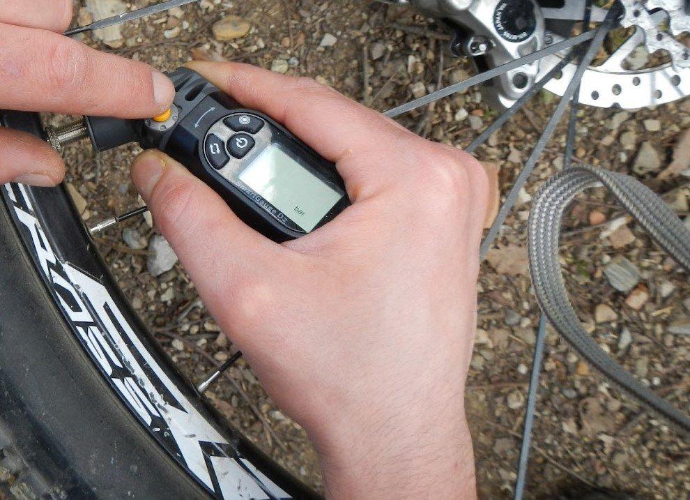 topeak smartgauge tire pressure gauge