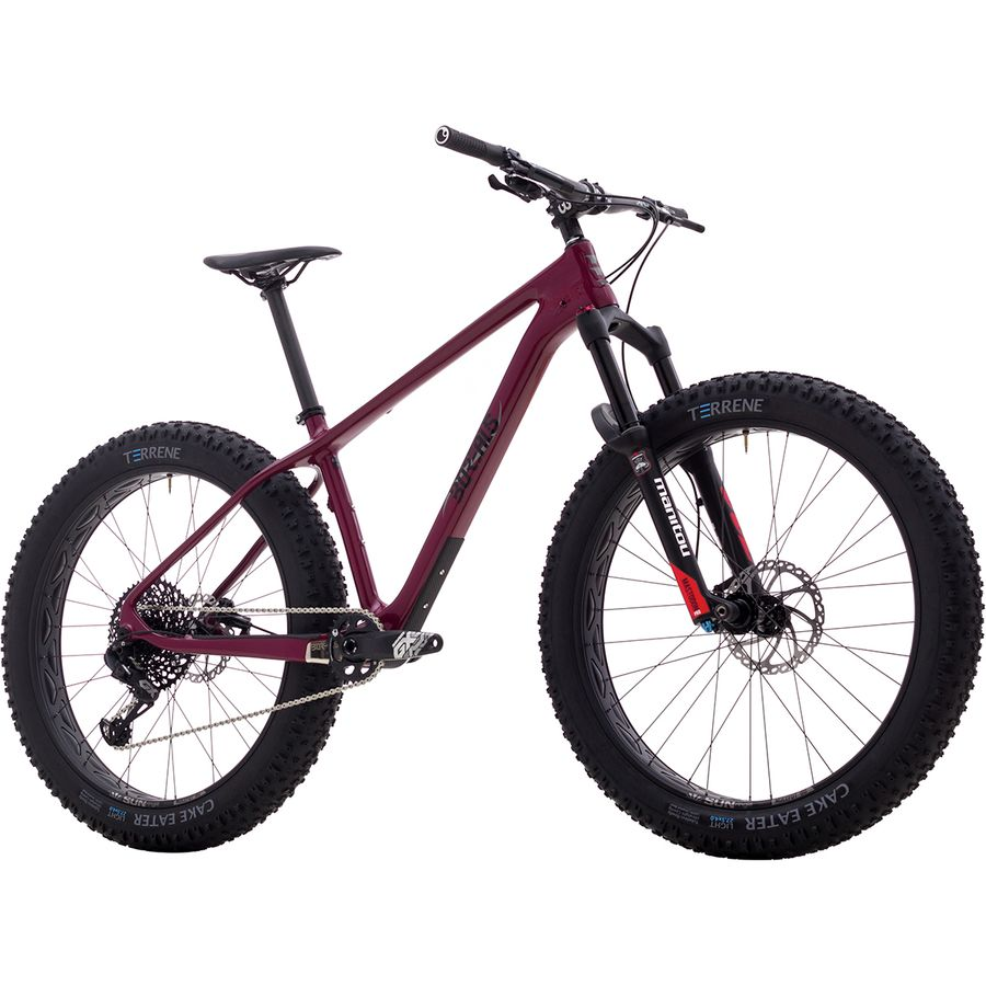 Borealis Crestone fat bike