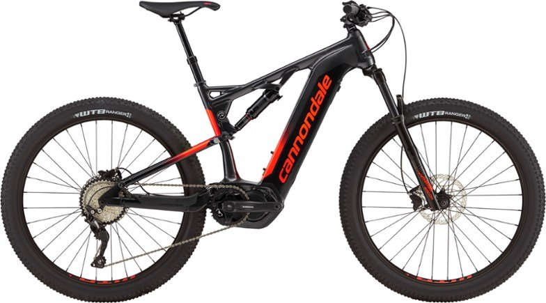 cannondale cujo neo electric mountain bike