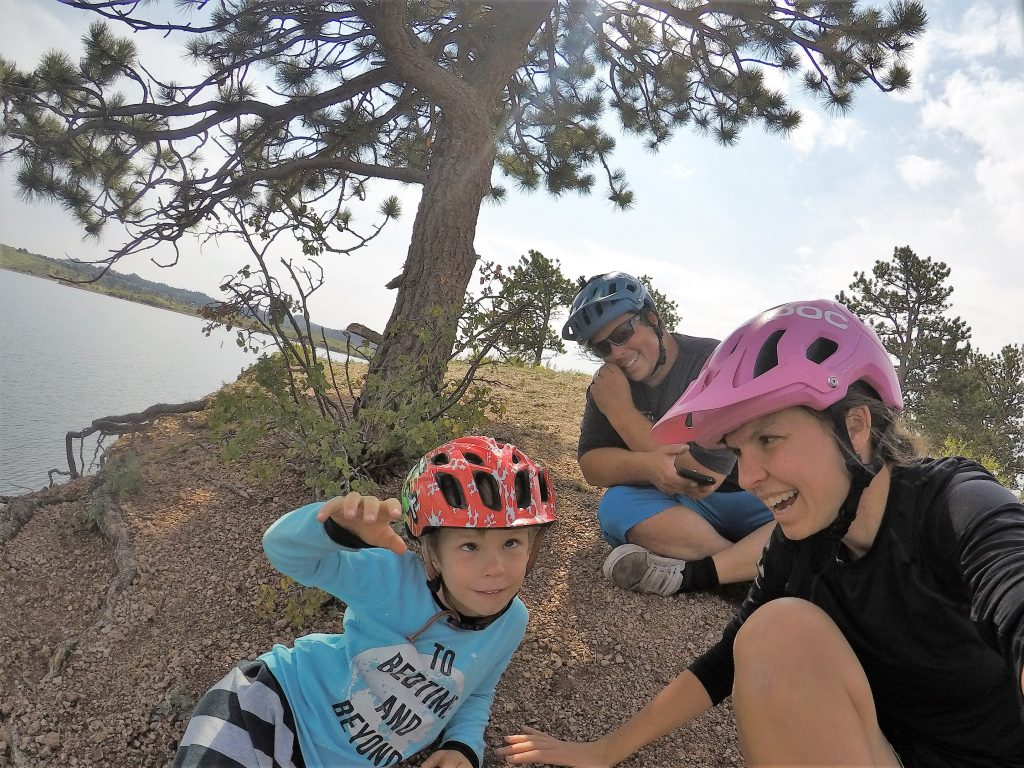 Mountain Biking as a Family