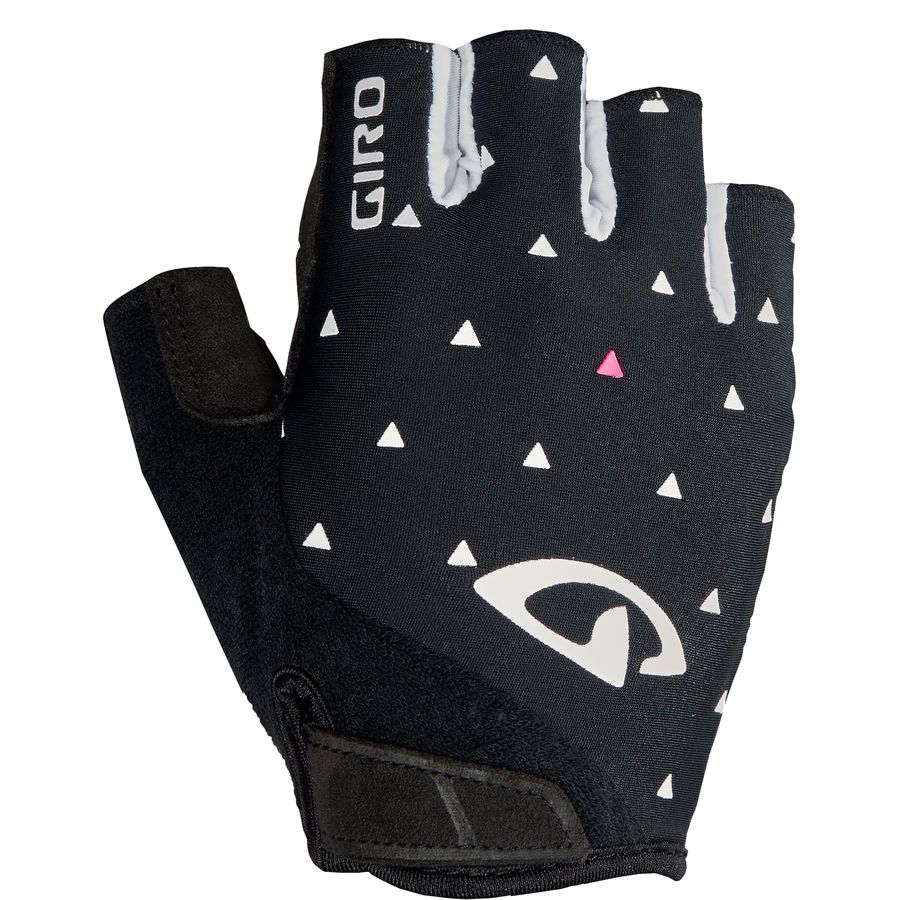 giro jag'ette fingerless womens cycling gloves