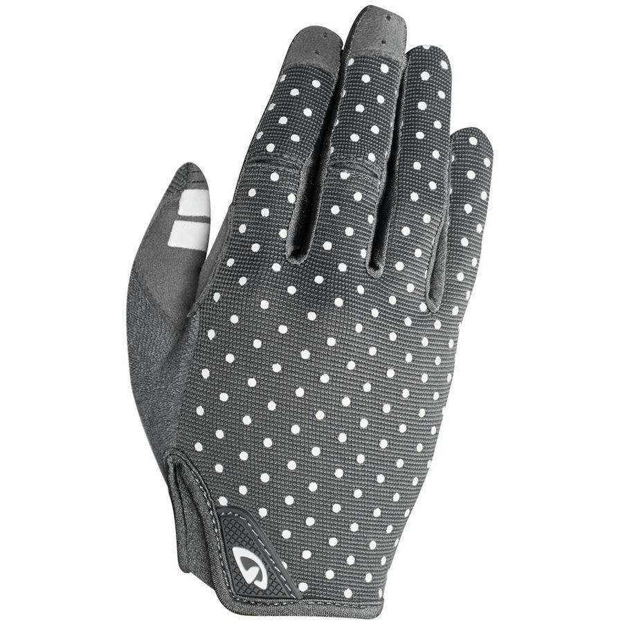 giro la dnd womens full finger bike glove