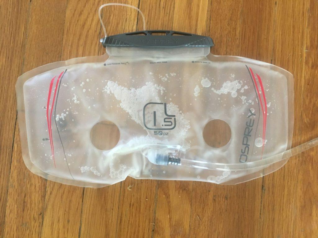 osprey seral 1.5L hydration bladder