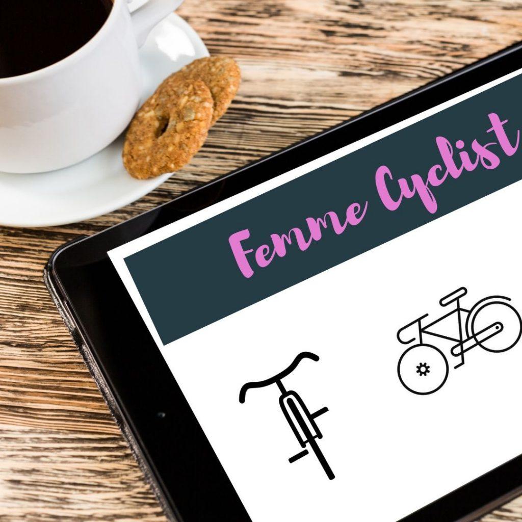 Femme Cyclist Tattoo PDF