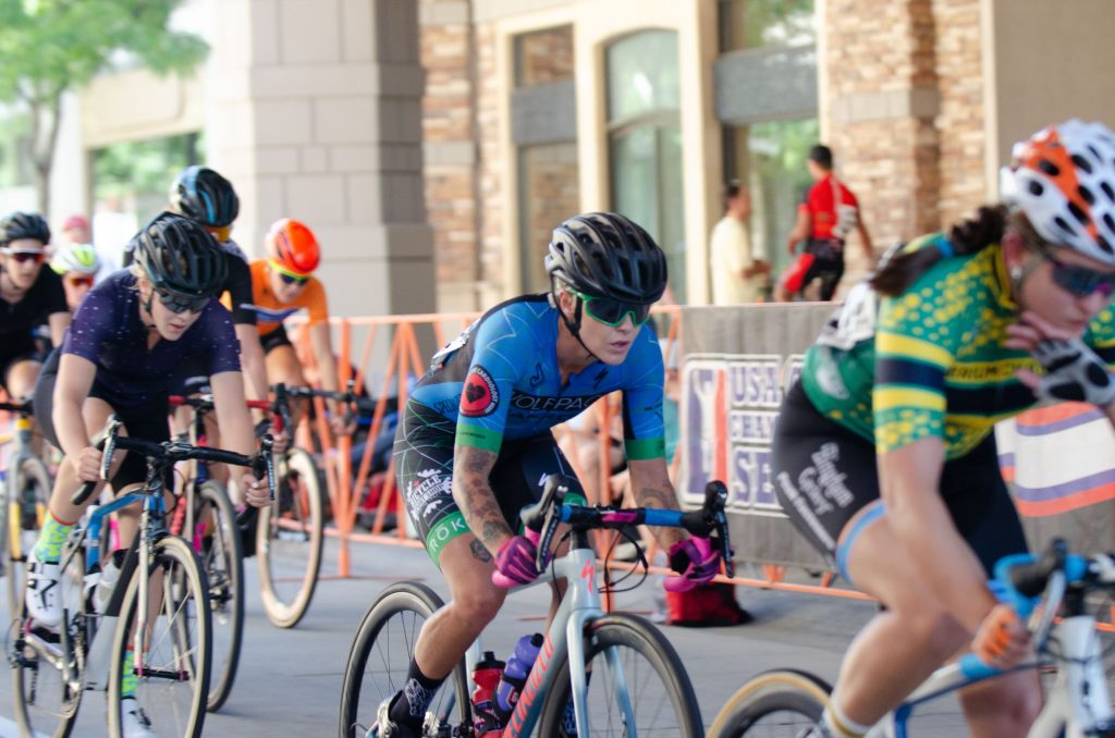 Finn at SLC Crit