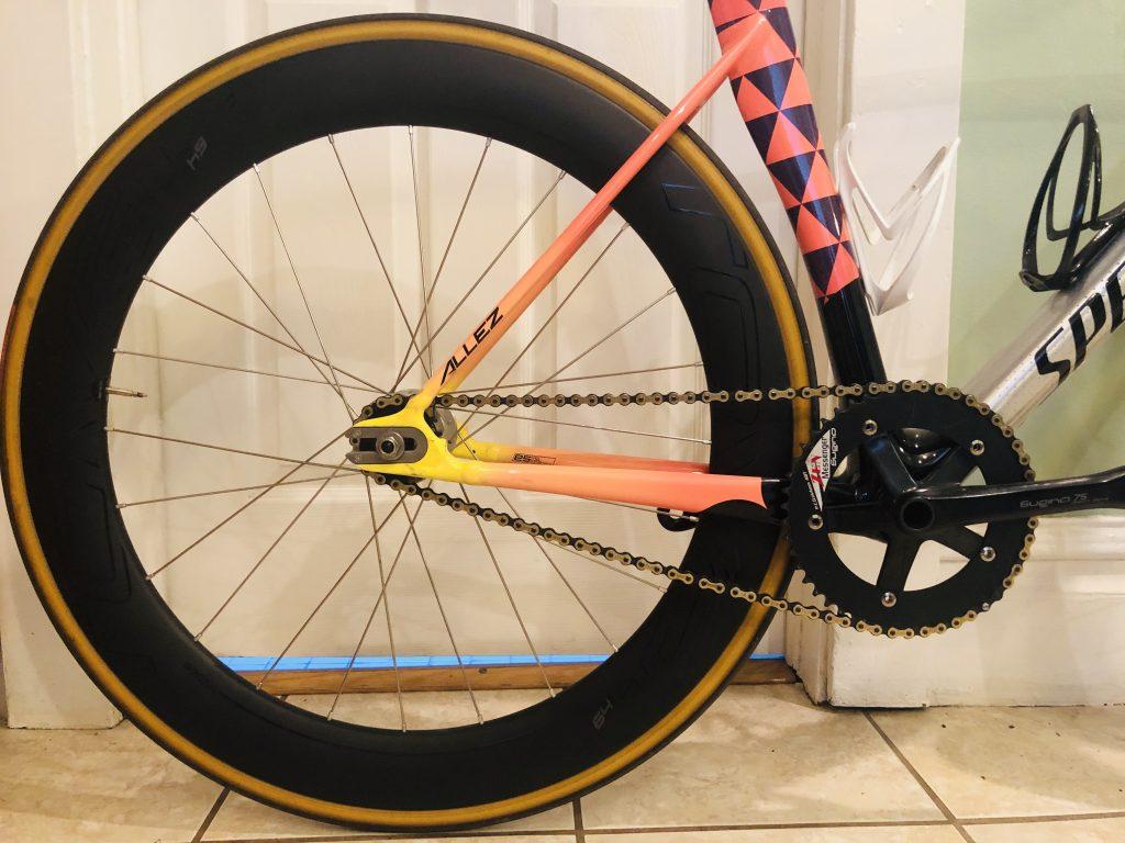 Allez Sprint track tire