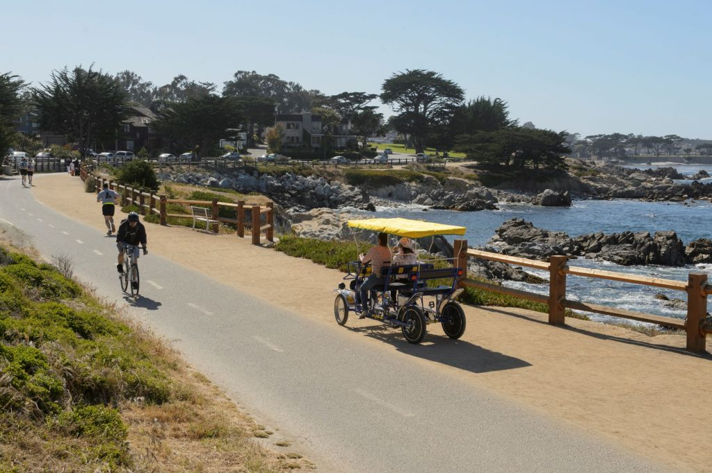 Monterey Bike Trail