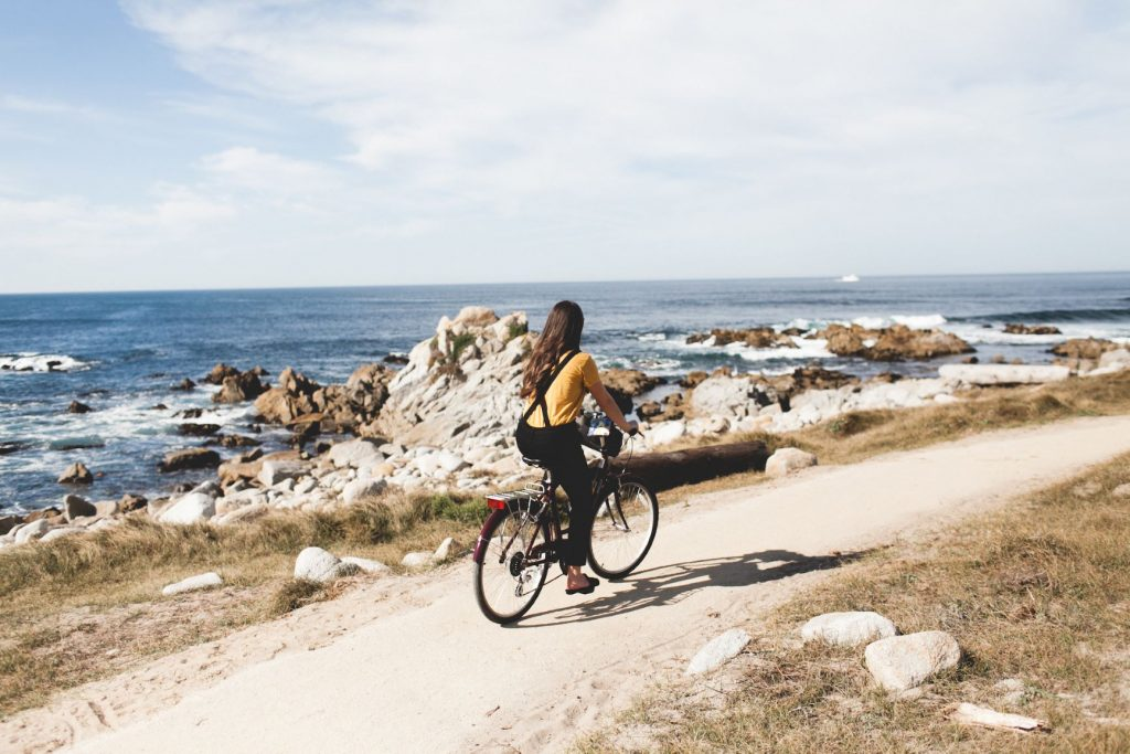 Pacific Grove Biking in Monterey CA
