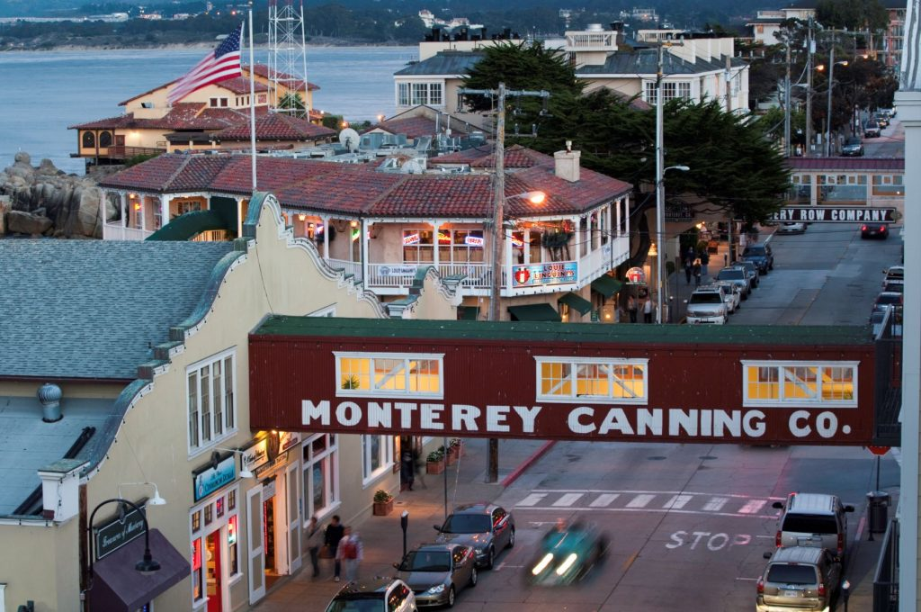 monterey cannery row