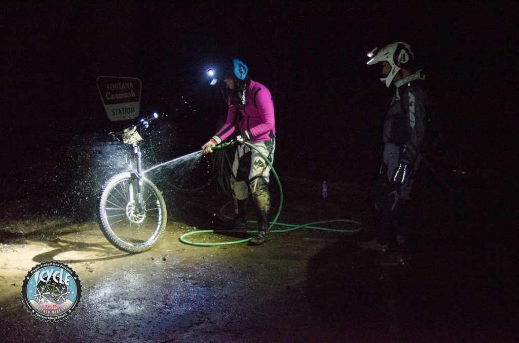 Icycle Night DH Race