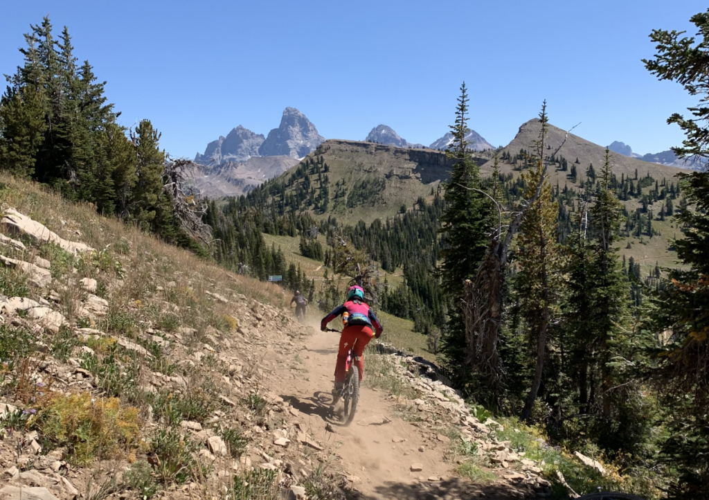 Targhee Bike Park