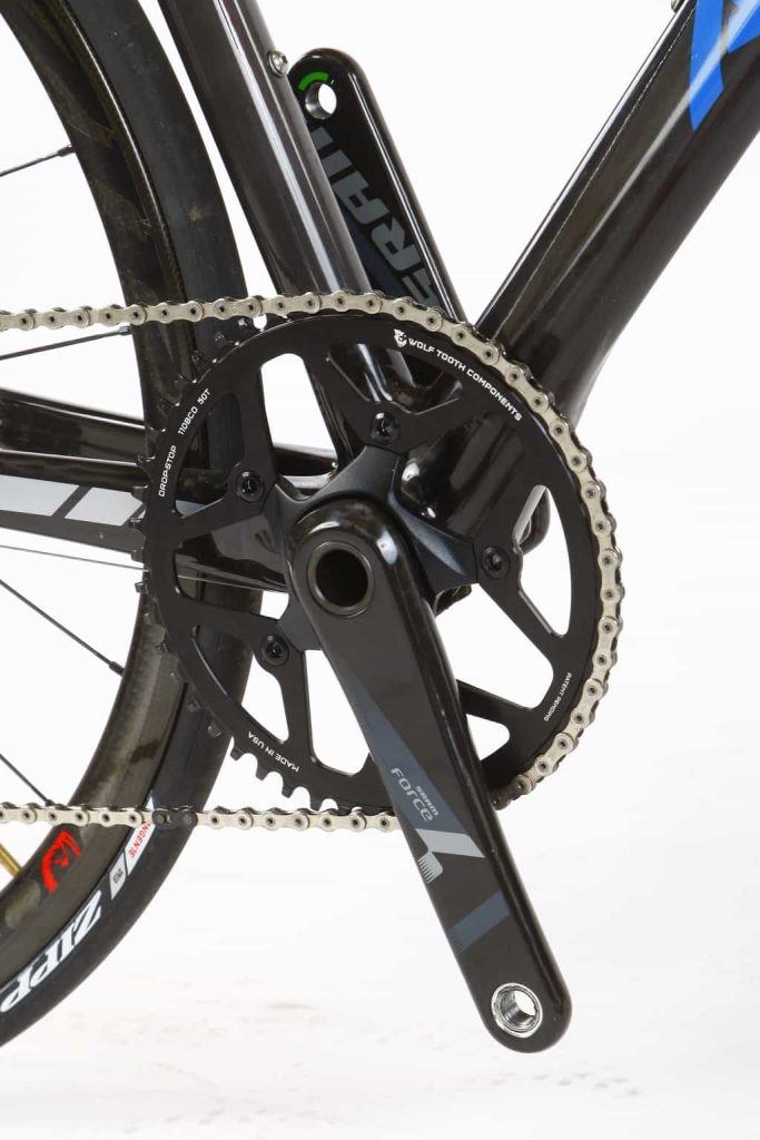 single front chainring