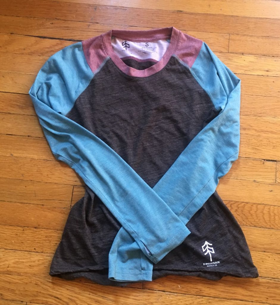 Singletrack Supply Co Tevis Jersey Review