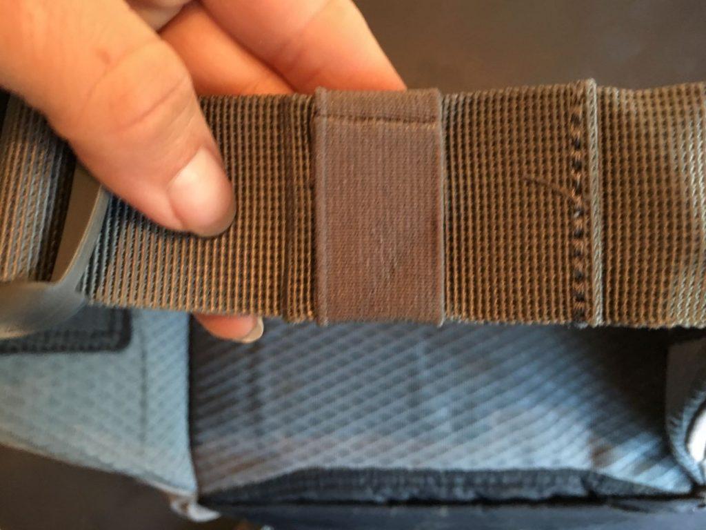 flex lumbar strap