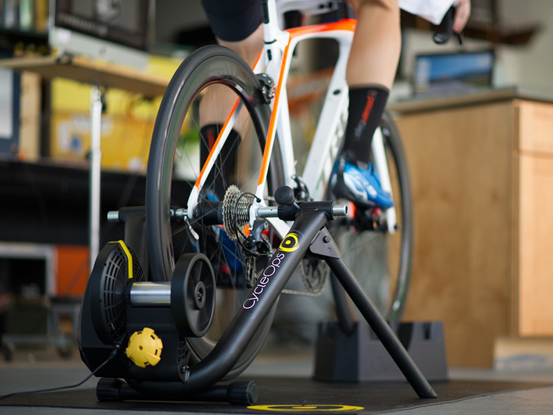 cycle ops indoor bike trainer