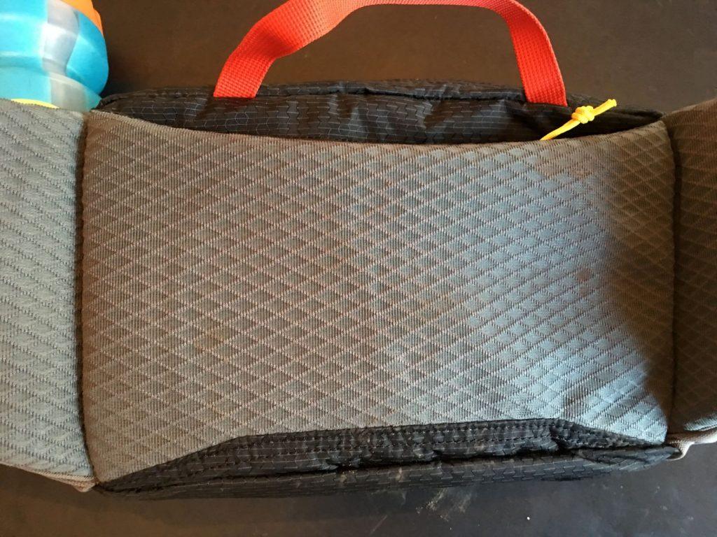sierra designs flex lumbar back panel