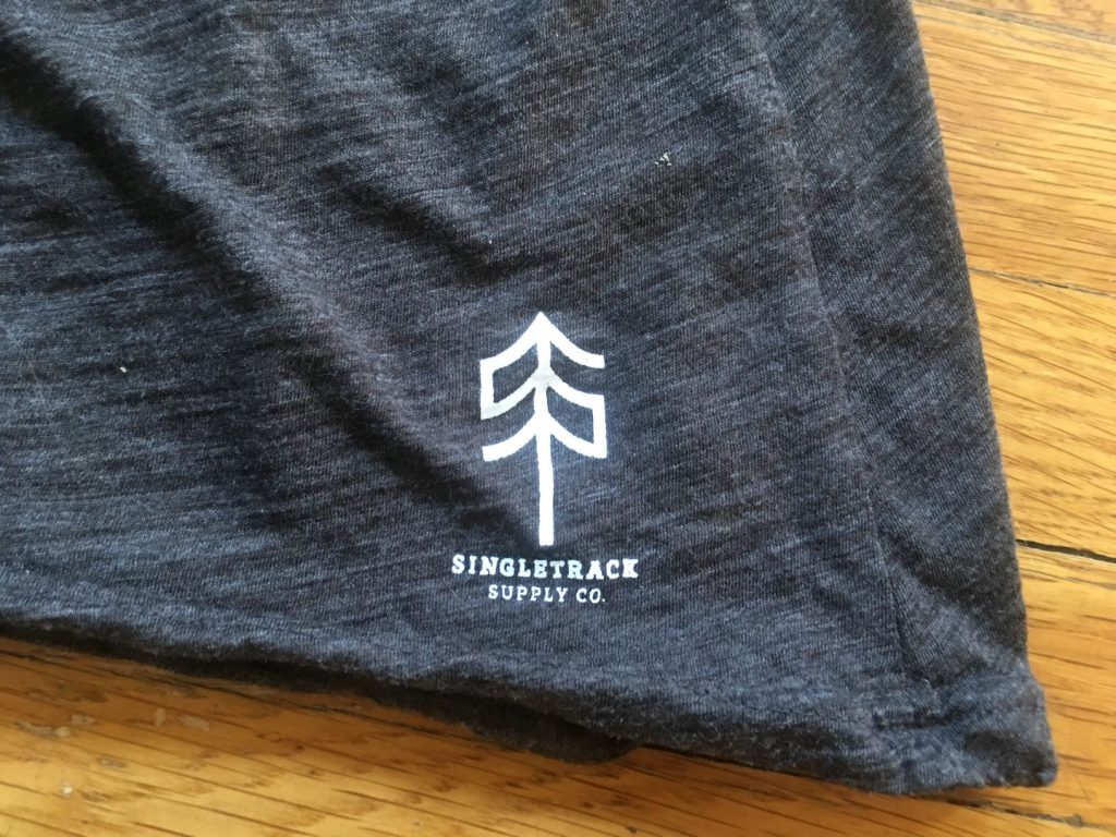 singletrack supply co jersey