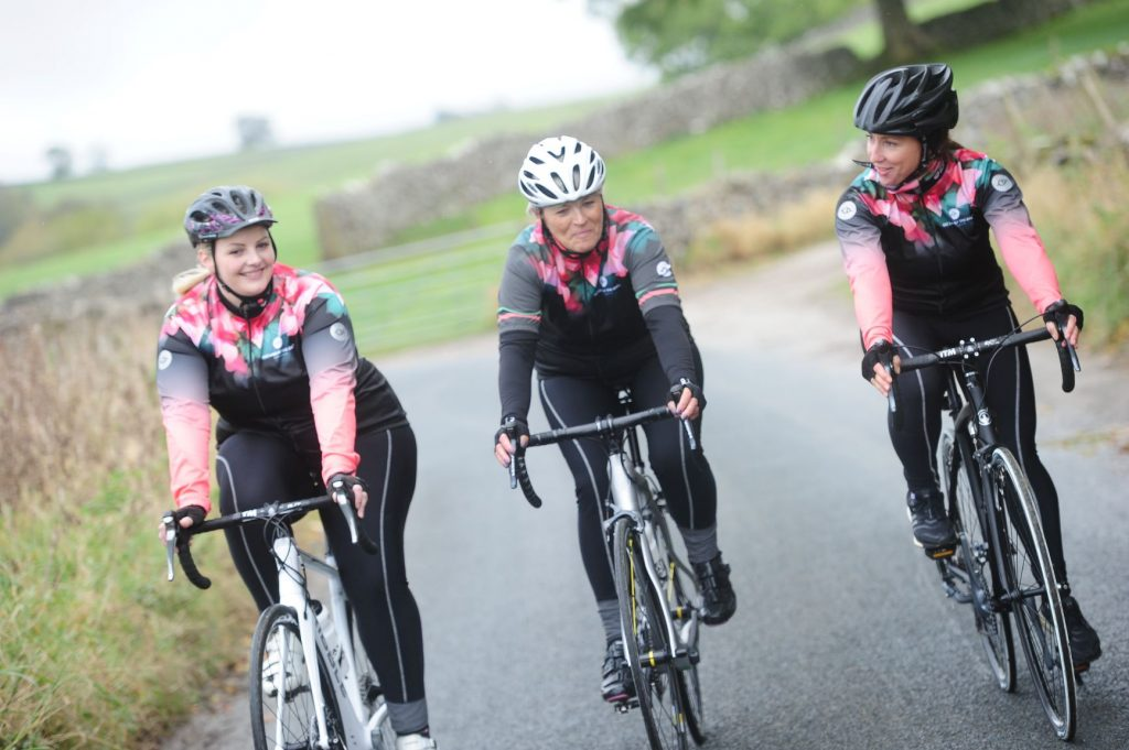 womens cycling clubs