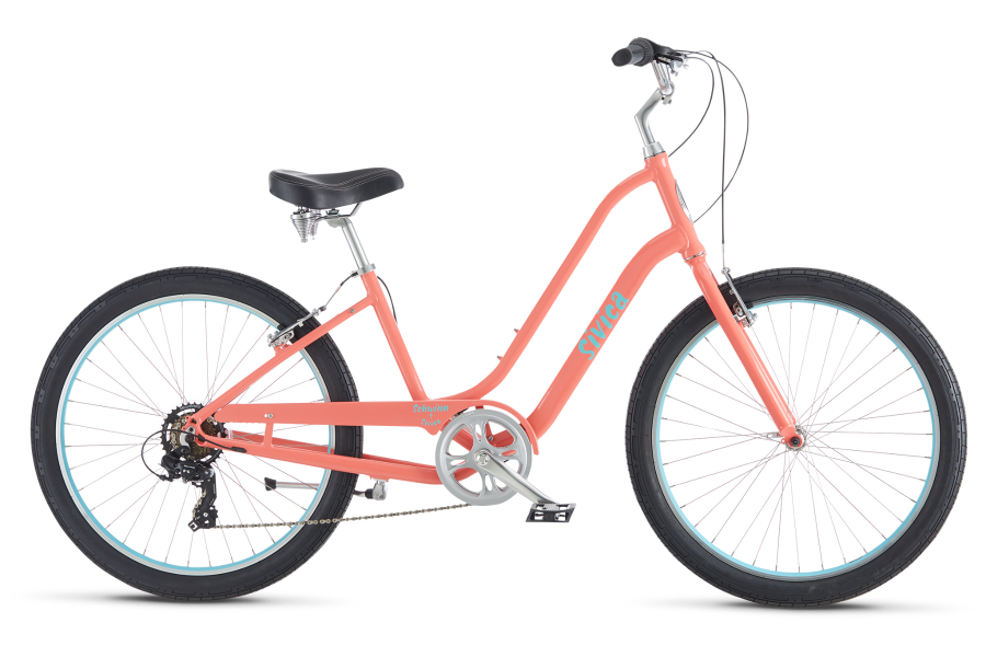 schwinn womens cruiser bike