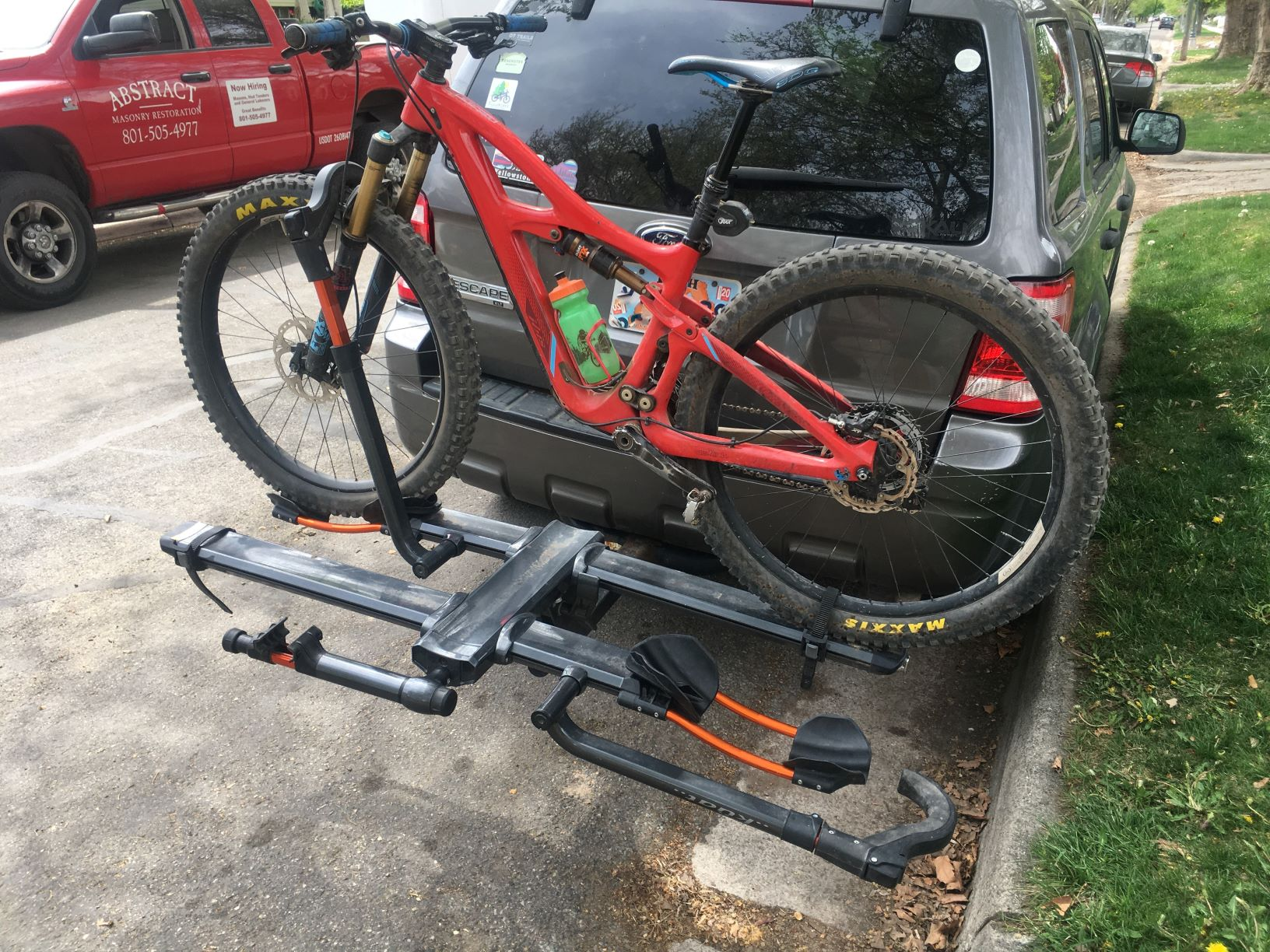 Kuat NV 2.0 Bike Rack Review