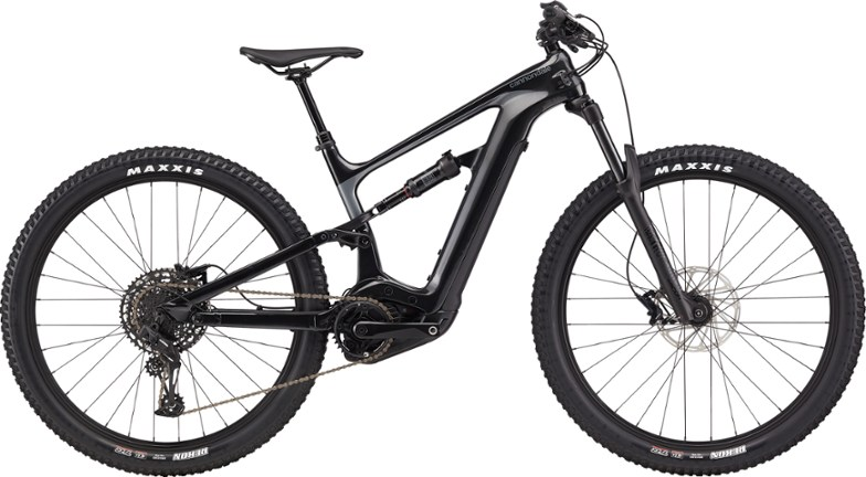 cannondale habit neo electric mountain bike