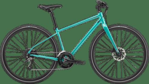 cannondale quick womens hyrbid bike