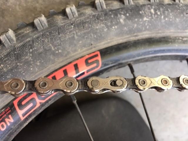 chain masterlink