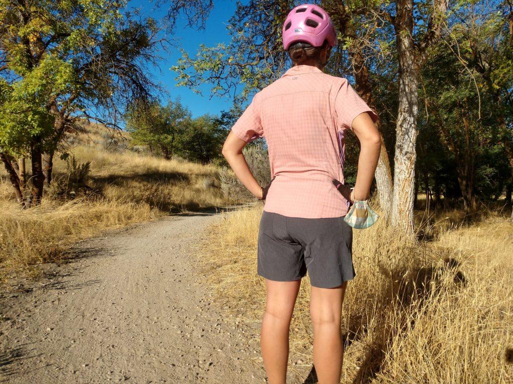 club ride eden shorts
