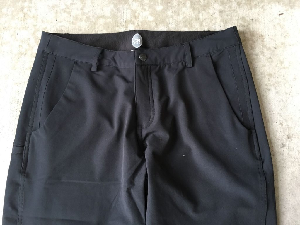 club ride pants front pockets