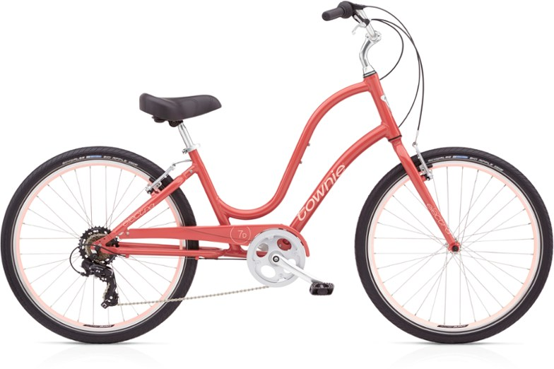 electra townie womens cruiser bike