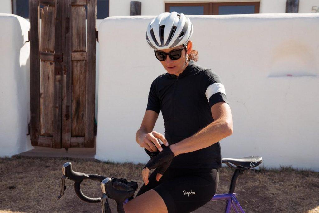 rapha womens cycling jeresy