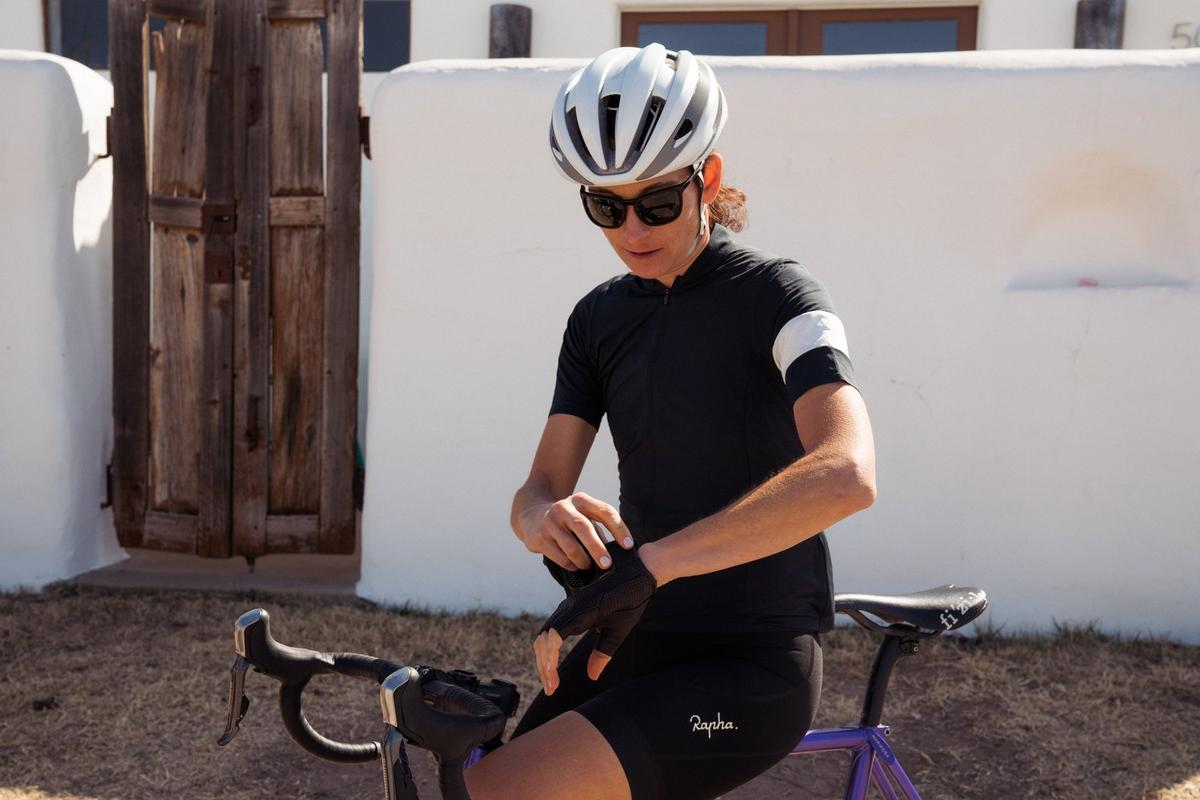rapha womens cycling jeresy