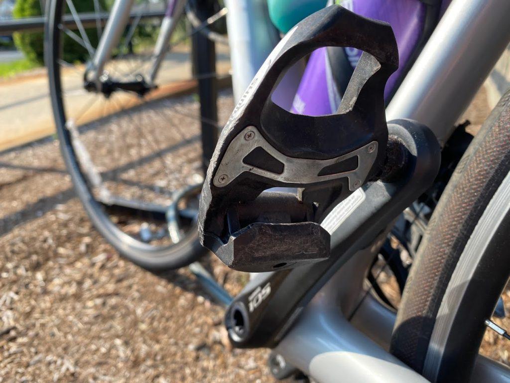 clipless bike pedal