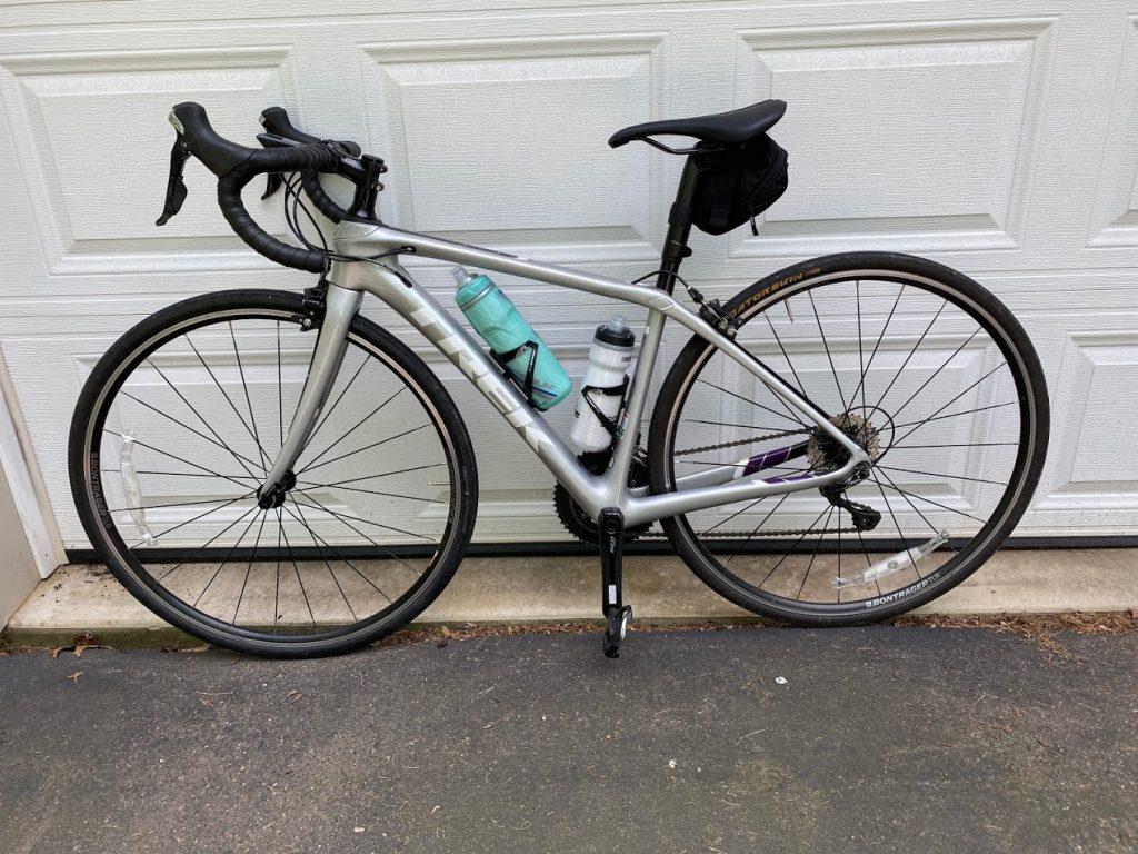 how to set bike saddle height