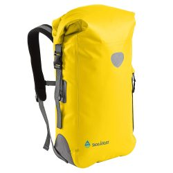 sak backpack yellow